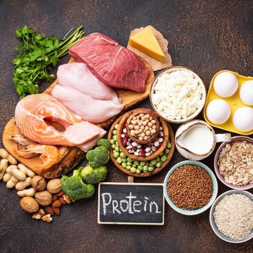 Białko w diecie – ABC ( 3 minuty czytania)